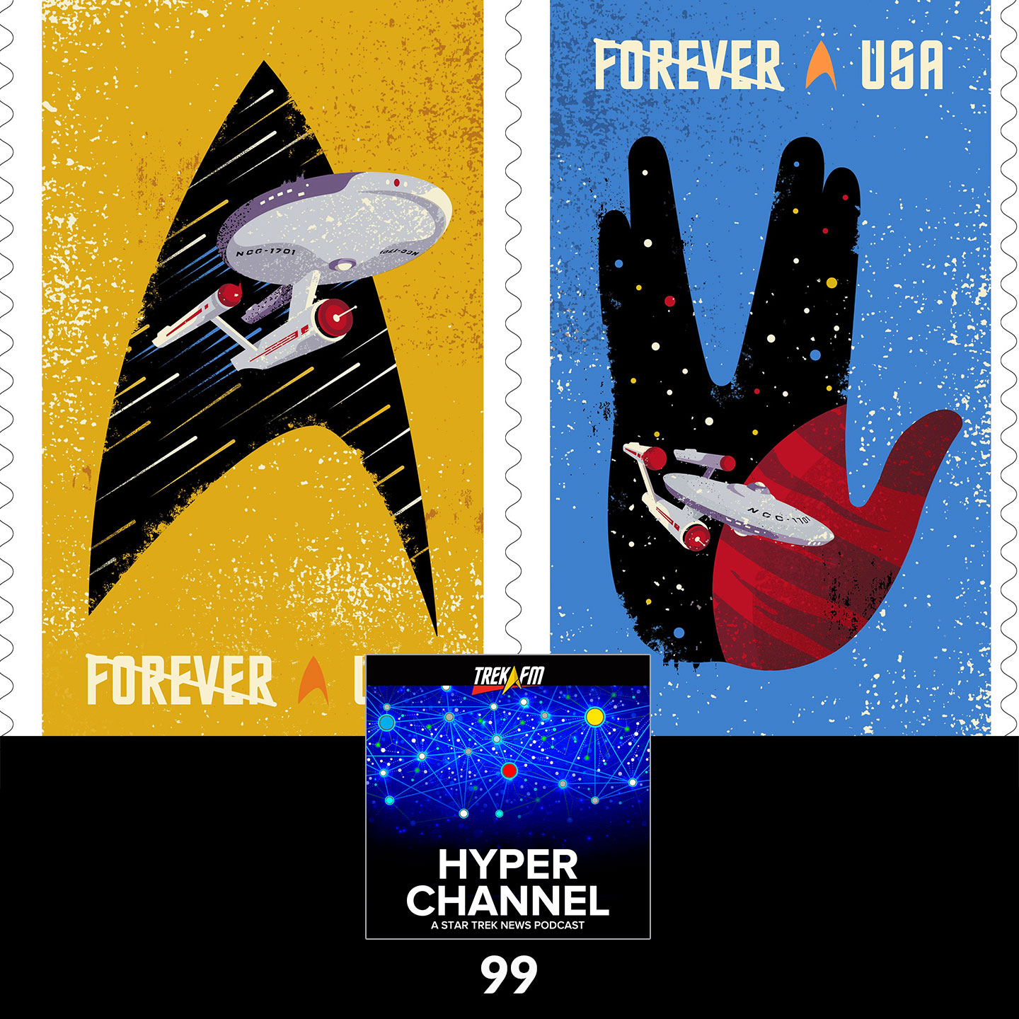 Hyperchannel 99: Put a Stamp On It