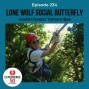 Artwork for 234 Lone Wolf Social Butterfly - Tamara Bee