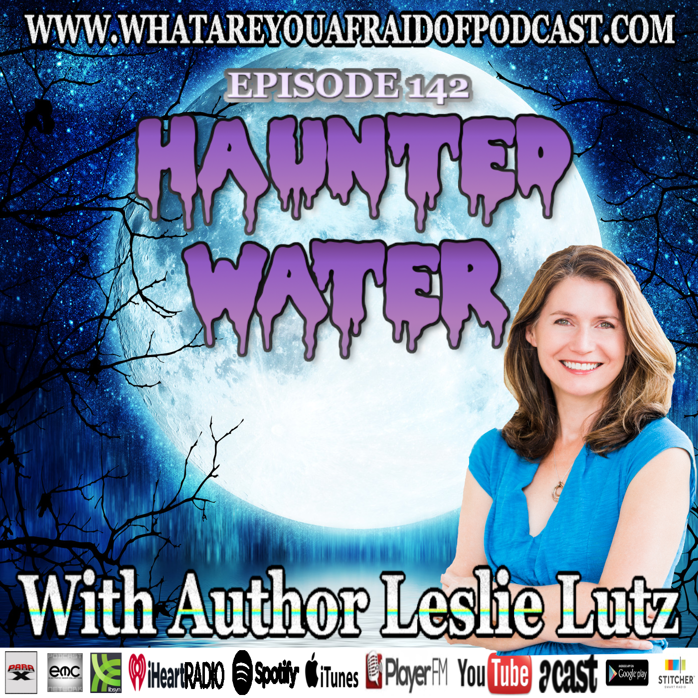 142 - HAUNTED WATERS