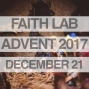 Artwork for Advent Devotional December 21, 2017