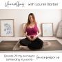 Artwork for 29: My journey to befriending my womb