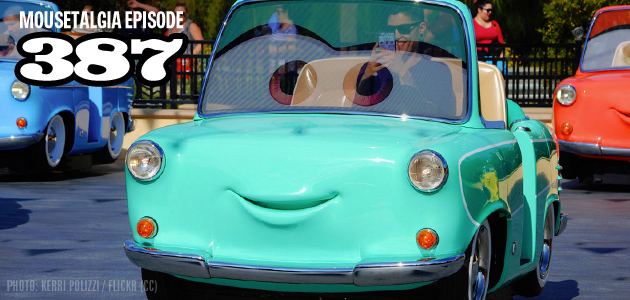 Mousetalgia Episode 387: Luigi's Rollickin' Roadsters, Pacific Northwest Mouse Meet