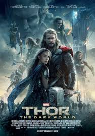 WHINECAST- 'Thor- The Dark World' Review