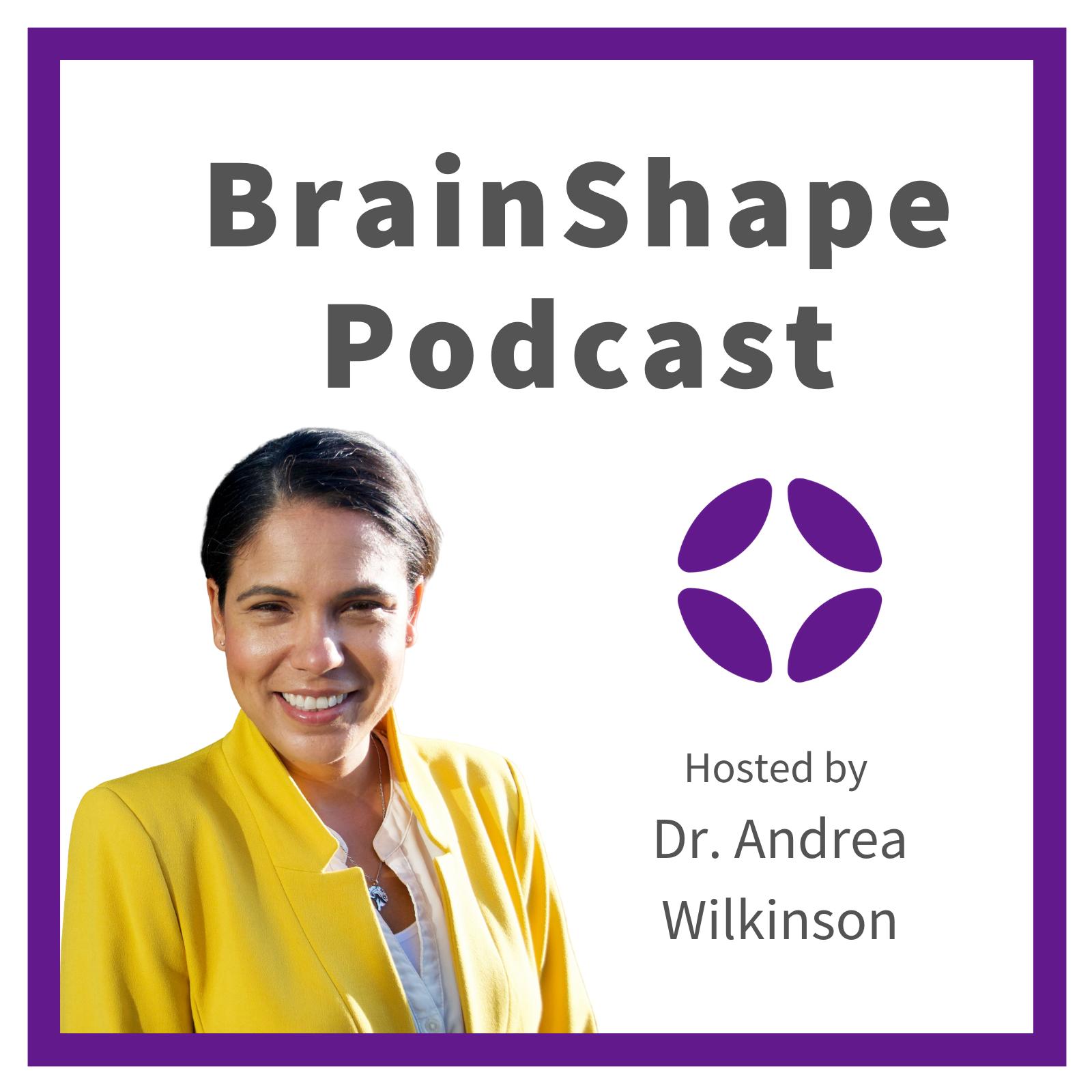 BrainShape Podcast show art