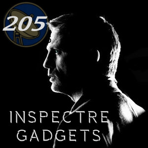 Pharos Project 205: Inspectre Gadgets