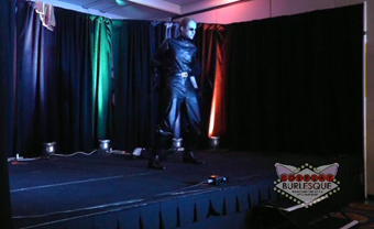 72 - Mr. E. as Albert Wesker