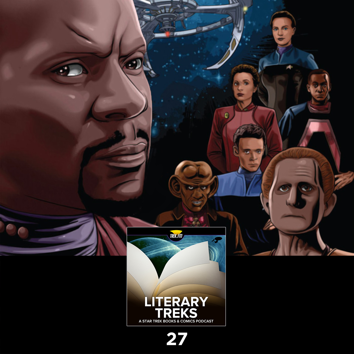 27: Star Trek Treasure Rivals
