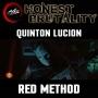 Artwork for Quinton Lucion Returns - Red Method