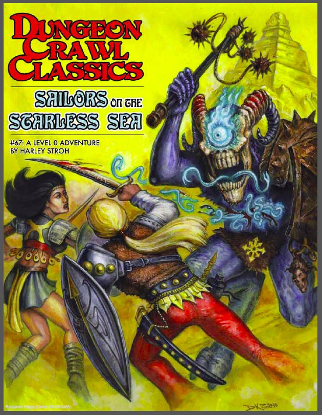 81: Dungeon Crawl Classics & Sailors on the Starless Sea