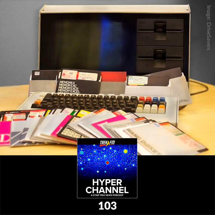 Hyperchannel 103: The Floppy Frontier