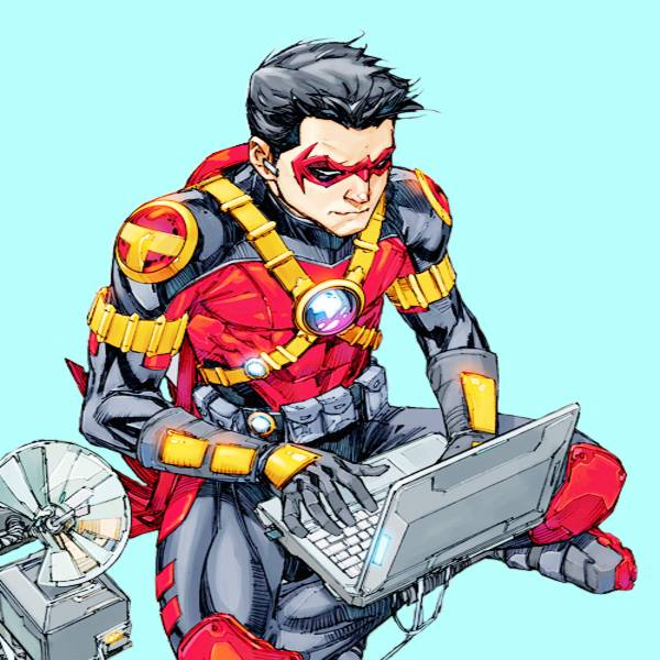 Channel 52 - 75 Years of Robin: Tim Drake