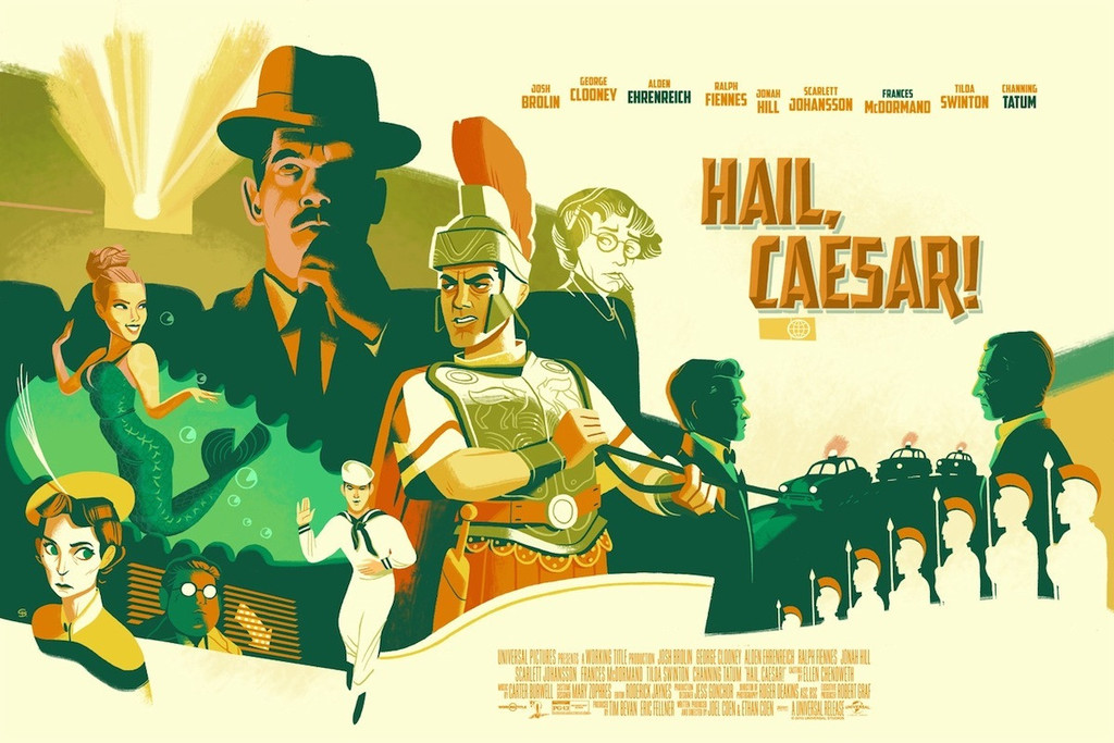 Hail, Caesar! / Australian Actors