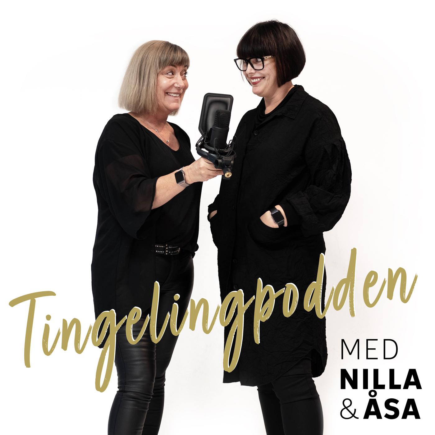 1. Tingelingpodden och deras nya kollektion Personality Lasting show art
