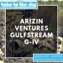Artwork for Take to the Sky Episode 020: Arizin Ventures Gulfstream G-IV