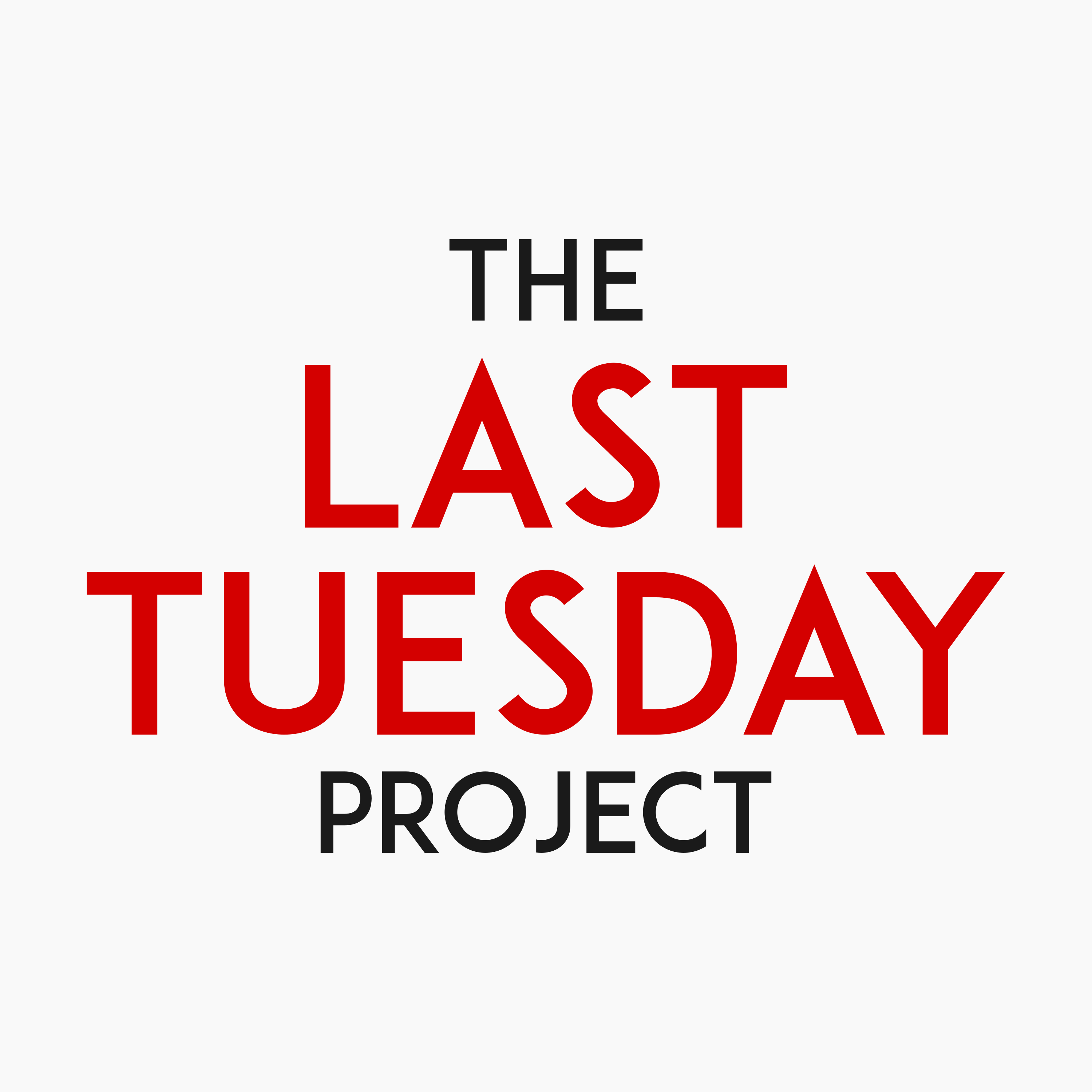 The Last Tuesday Project logo