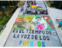 Artwork for Colectivo Subversión on Protest in Colombia and Global Battles for Dignity