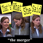 Episode # 8.0 -- The Merger (11/16/06)