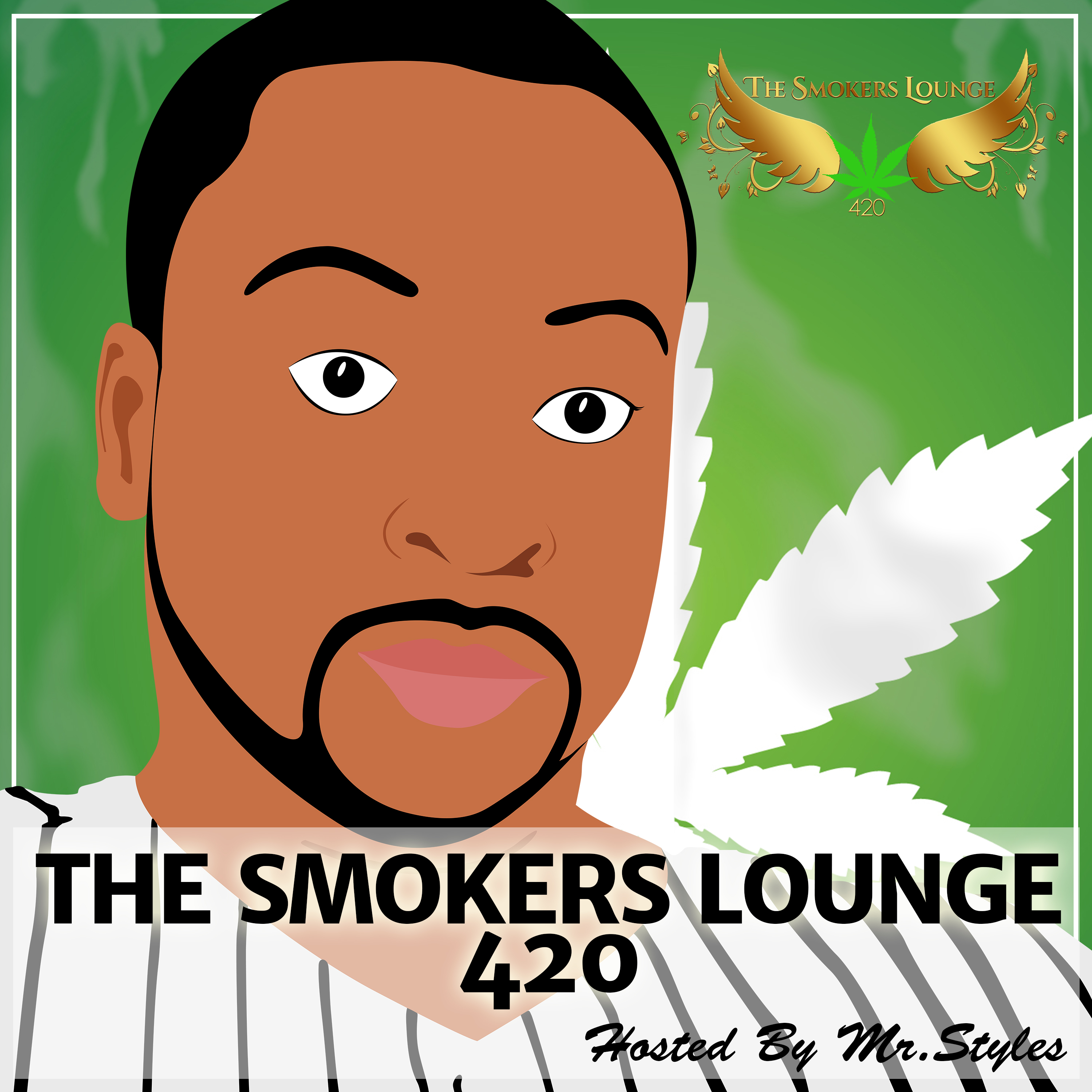 The Smokers Lounge 420 show art