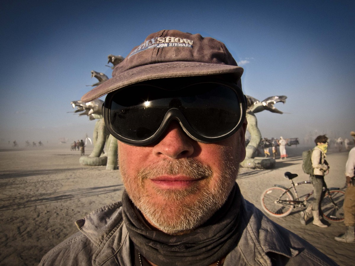 09 Grover Norquist Goes to Burning Man