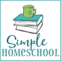 Artwork for Simple Homeschool Ep #13: 5 things I need to remember about homeschooling this time of year