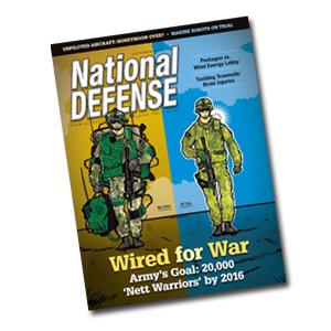 Artwork for Bringing Infantrymen into the Information Age - October 2010