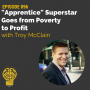 "Artwork for 096: How This ""Apprentice"" Rockstar Went From Poverty to Profits 
