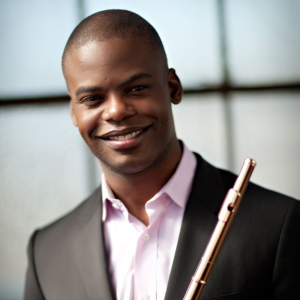 Demarre McGill, Principal Flutist of the Dallas Symphony Orchestra