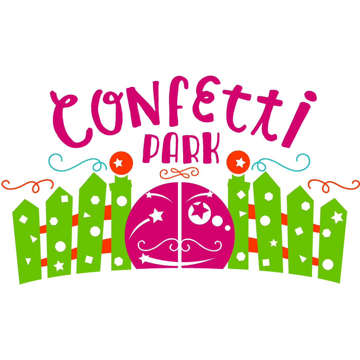 Confetti Park show art