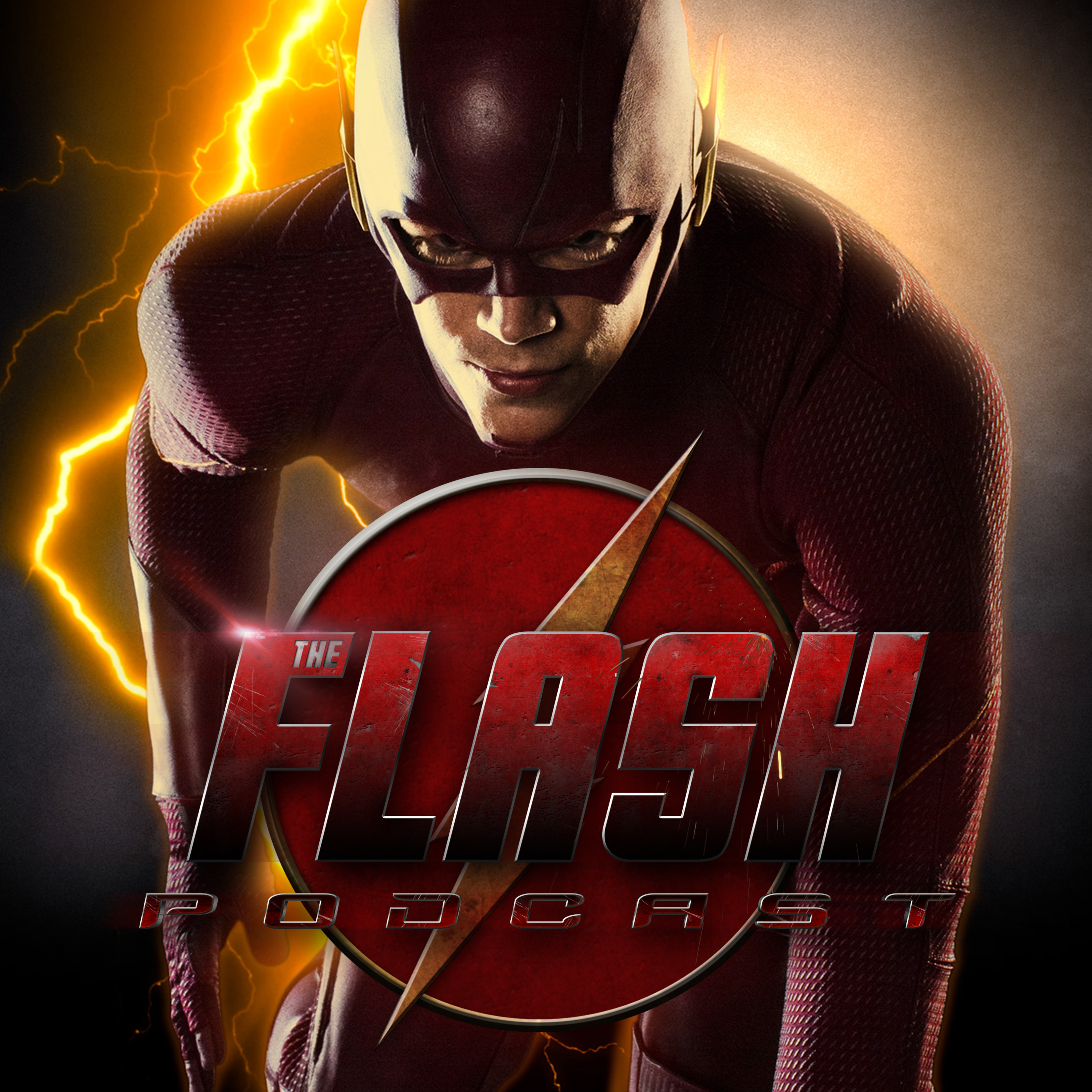 THE FLASH at PaleyFest 2015 | Grant Gustin Talks Barry Stepping Up As a Leader | The Flash Podcast