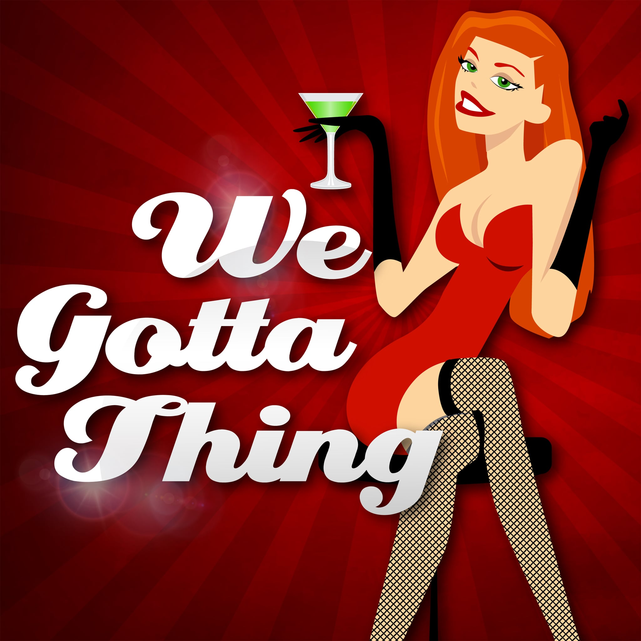 We Gotta Thing - A Swinger Podcast show art