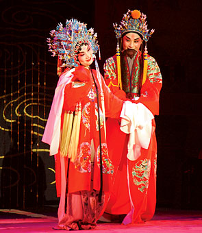 Opera Lovers in China