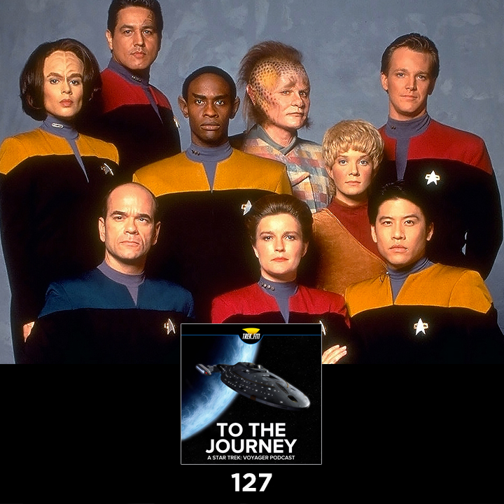 To The Journey 127: Somebody's Nephew