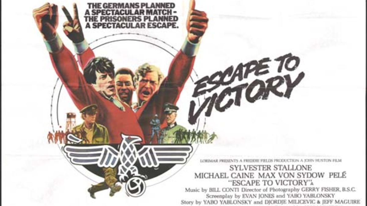 escape to victory movie review