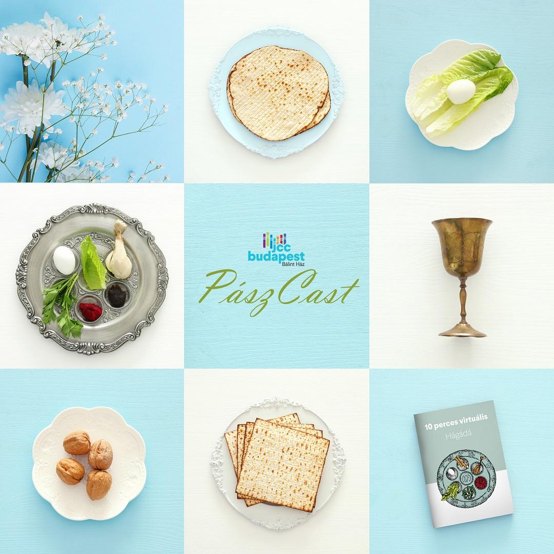 PaszCast - Foster Hannah Daisy show art