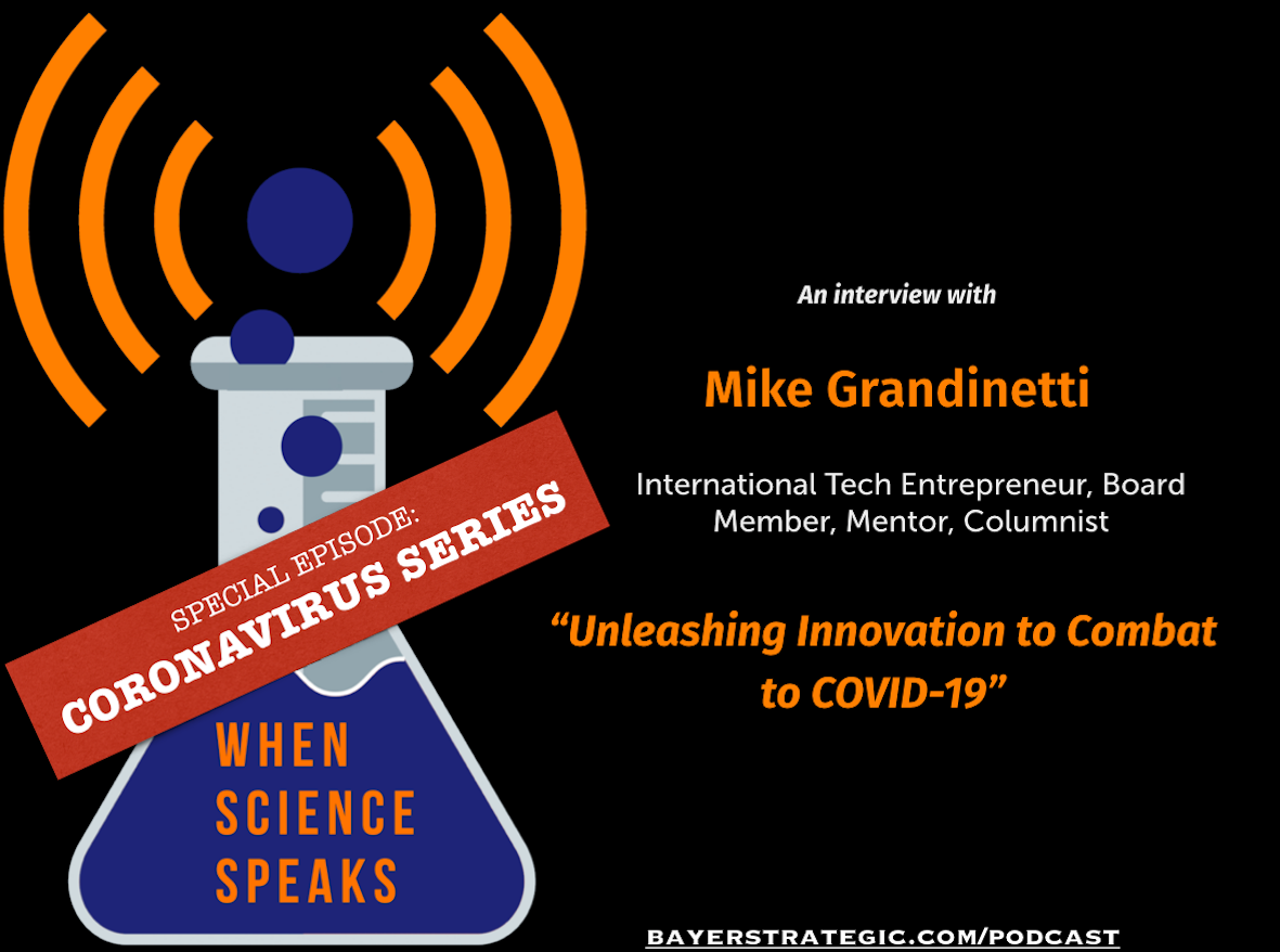 Artwork for Unleashing Innovation to Combat COVID-19