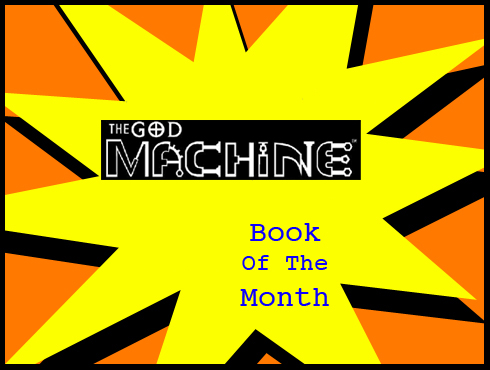 Cammy's Comic Corner - Book Of The Month - The God Machine Vol. 1