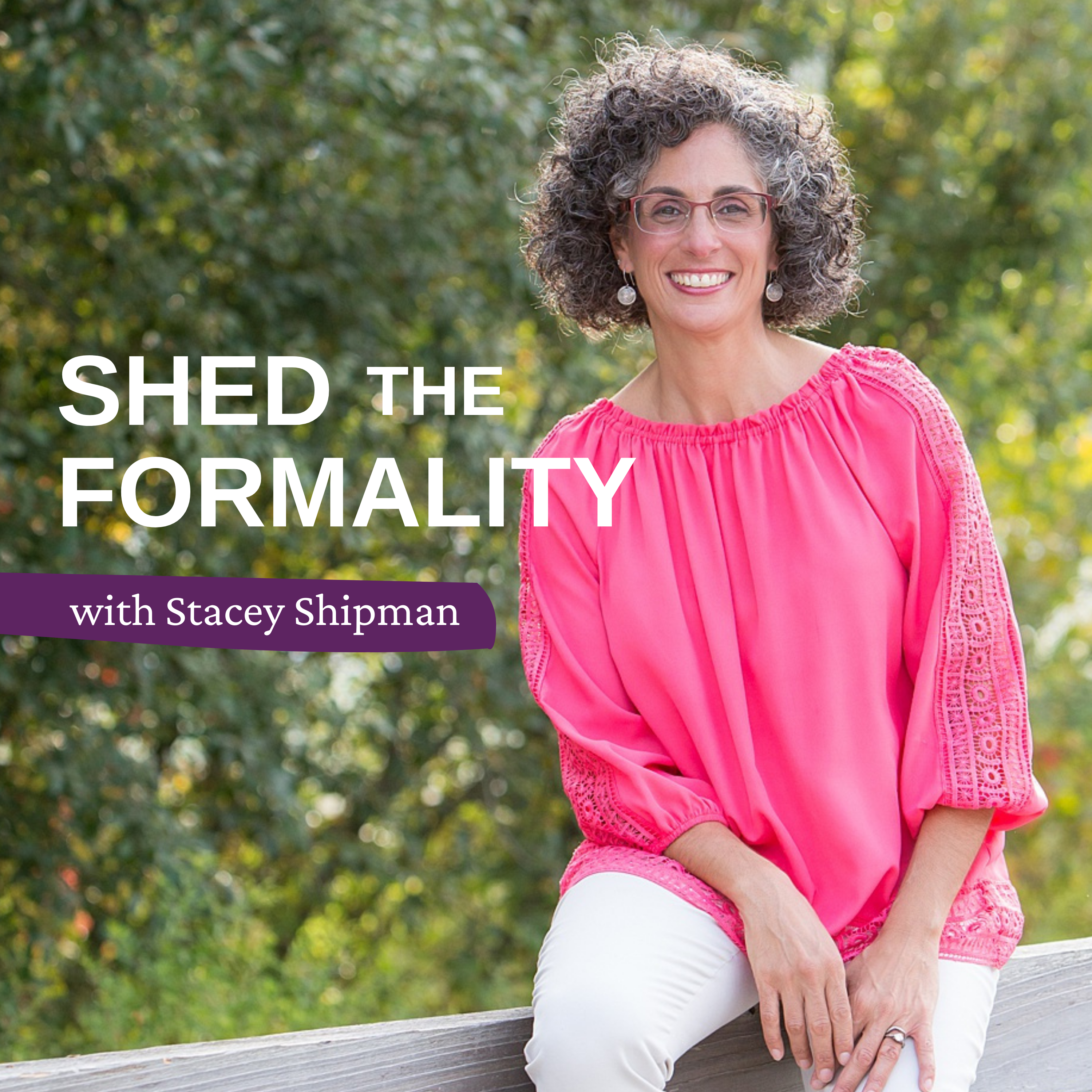 Shed The Formality show art