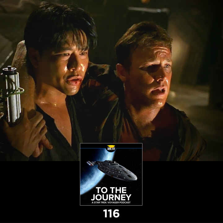 To The Journey 116: This Man's My Friend