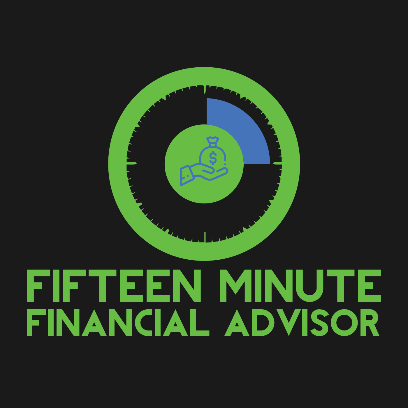 Fifteen Minute Financial Advisor show art