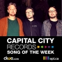 "Artwork for Capital City Records Song of the Week - Counterfeit Jeans ""Violence"""