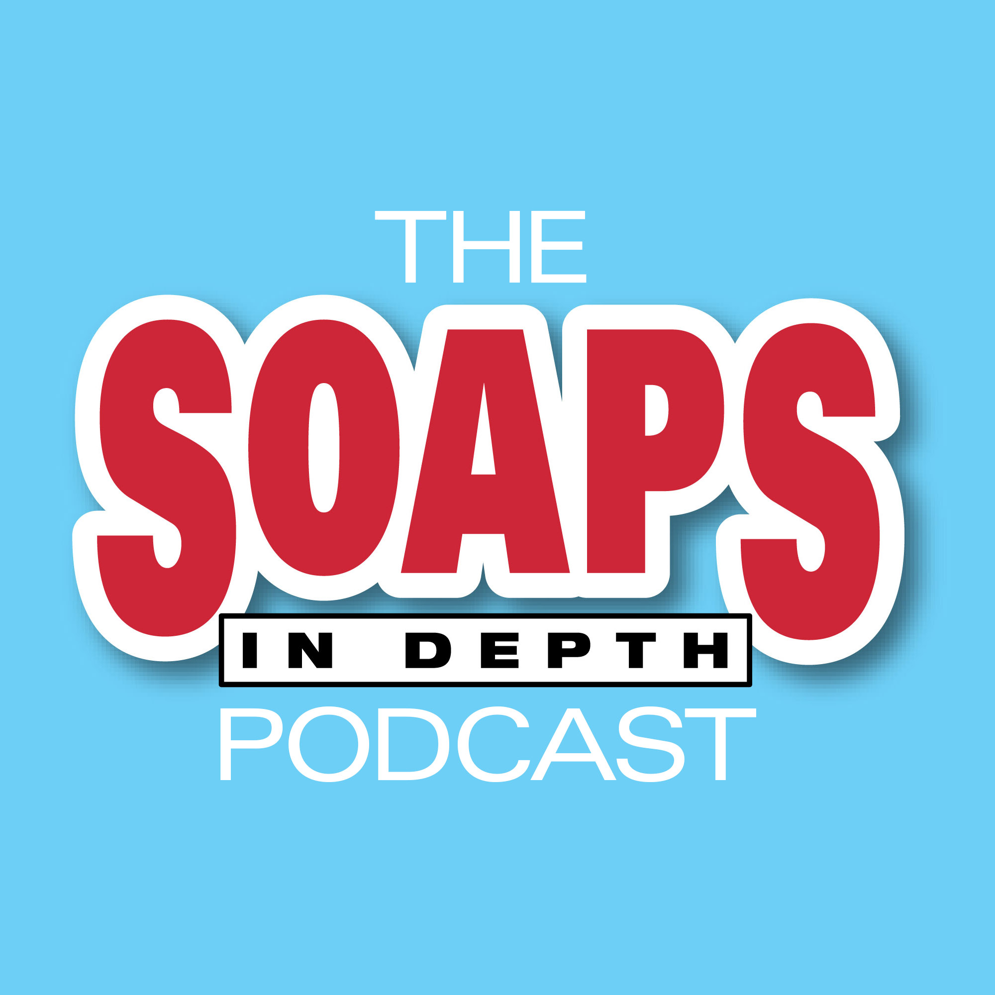 The Soaps In Depth Podcast show art