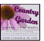 Artwork for 10/15/16 The Country Garden