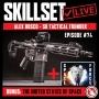 Artwork for Skillset Magazine Episode #74 - Alex Bosco - SB Tactical - Bonus content: The United States of Space