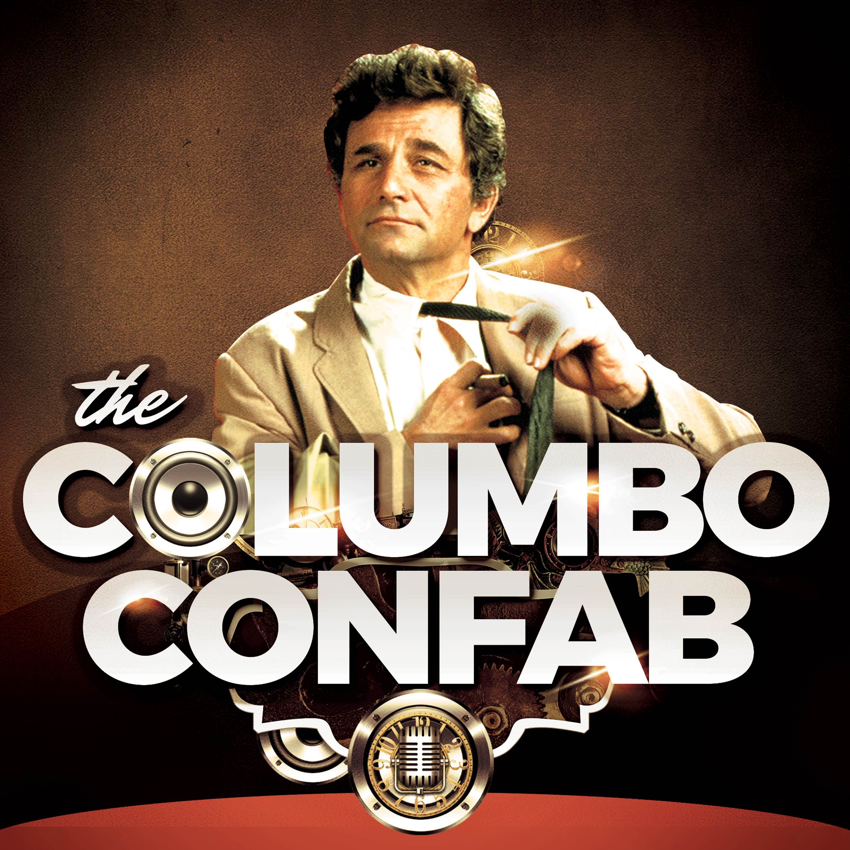 The Columbo Confab Podcast show art