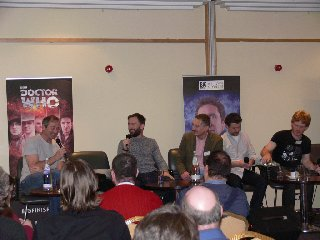 Tim's Take On: Episode 216(The Avengers: The Lost Episodes panel at Big Finish Day 4)