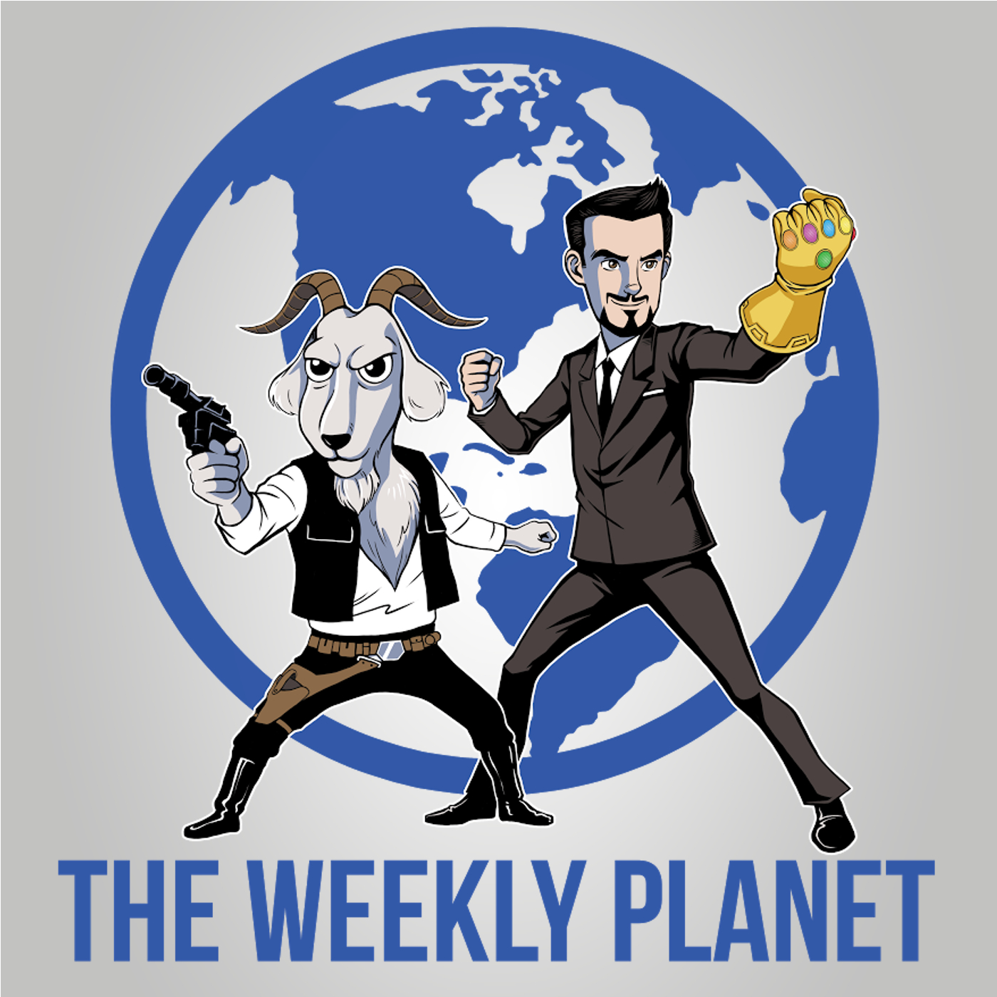The Weekly Planet logo