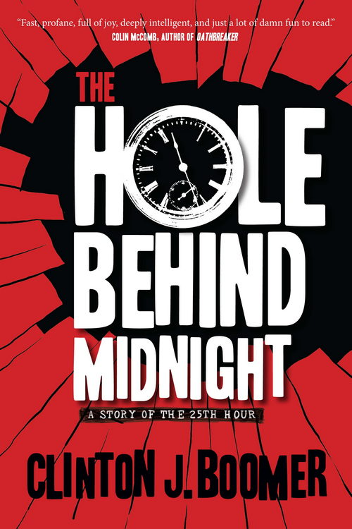 The Hole Behind Midnight has begun!