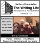 Artwork for The Liars Club Oddcast # 142 | Authors Roundtable: The Writing Life, Recorded Live at Push to Publish