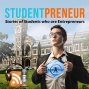 Artwork for SPP#57: Breaking the code of studentpreneurs down to 7 points - Julien Marchand