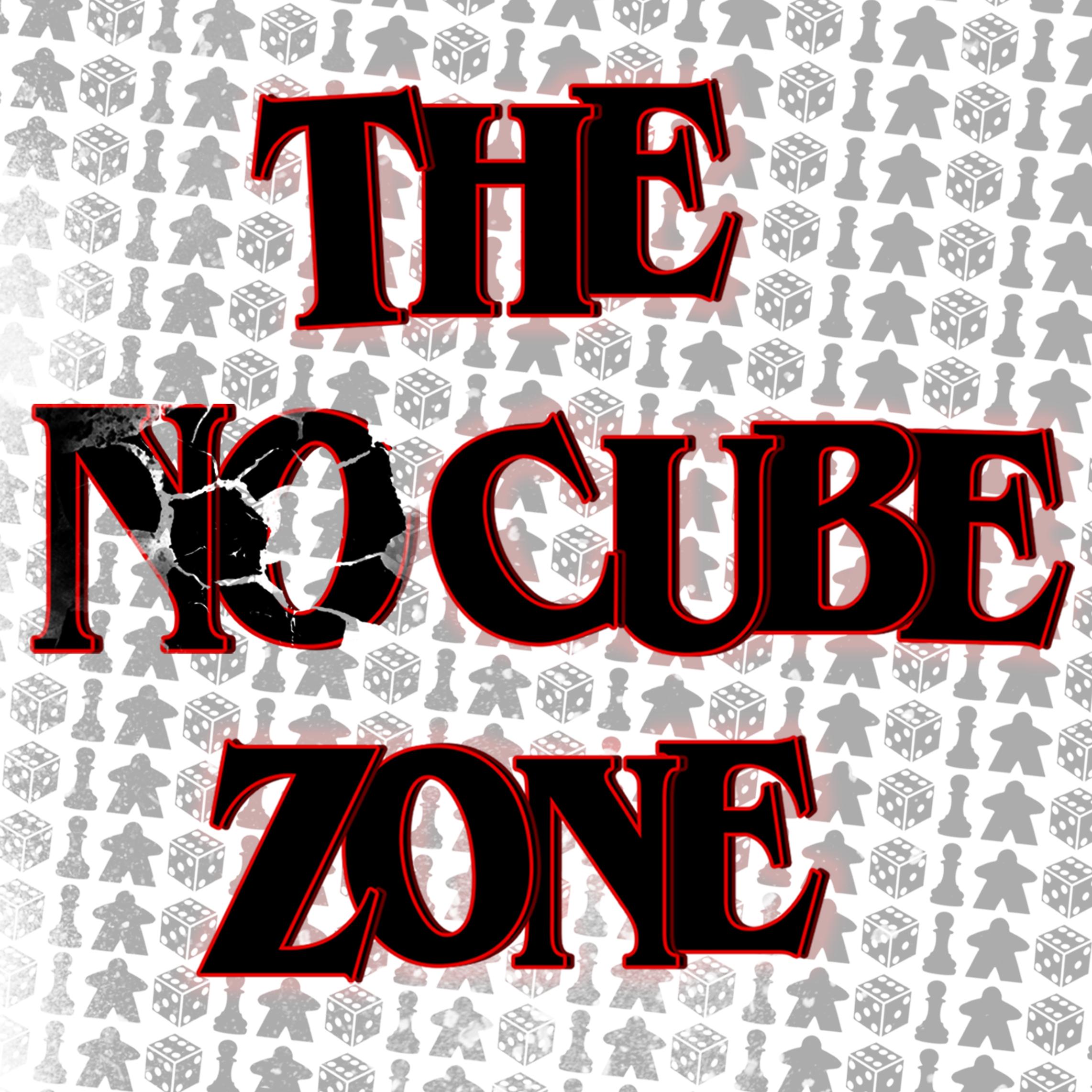 The No Cube Zone show art
